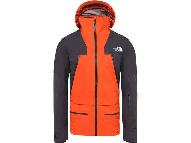 The North Face Purist Kurtka Mężczyźni, papaya orange/weathered black